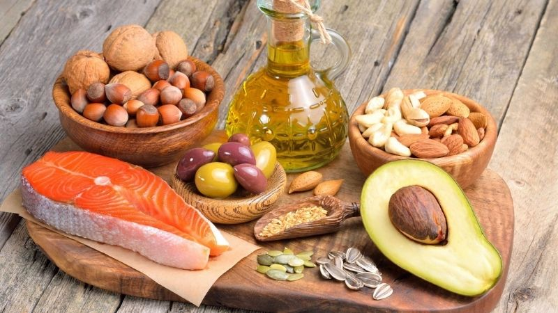 Bổ sung nhiều chất béo Omega-3 rất tốt cho làn da