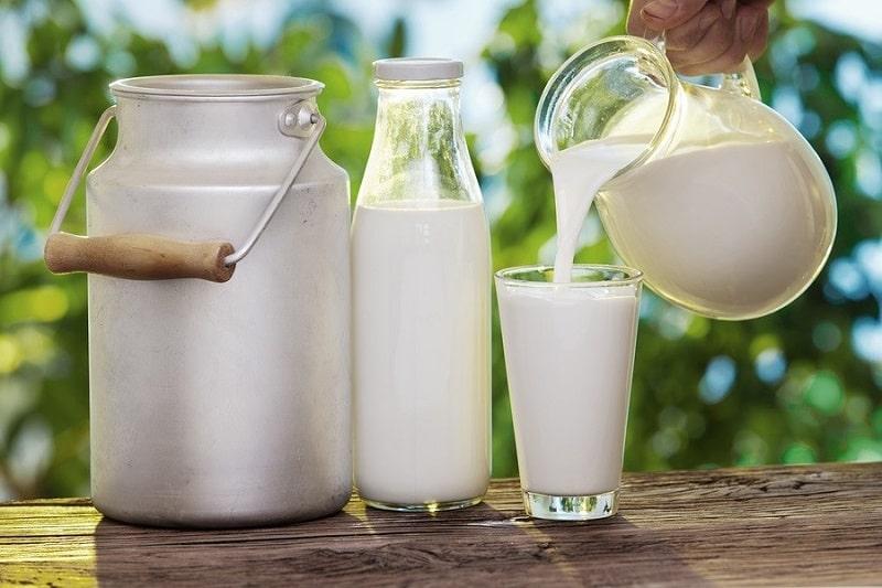 Sữa là thực phẩm rất bổ dưỡng và cần thiết cho người bị thoái hóa cột sống