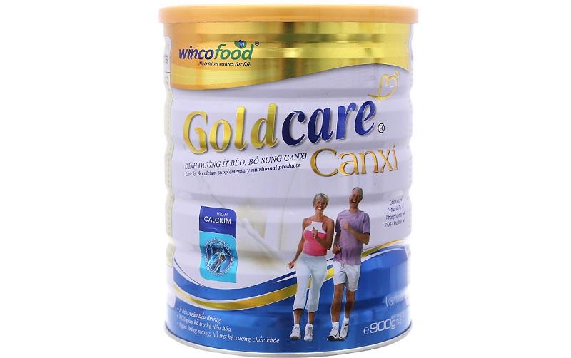 Canxi Gold Care - sữa dành cho người thoái hóa cột sống