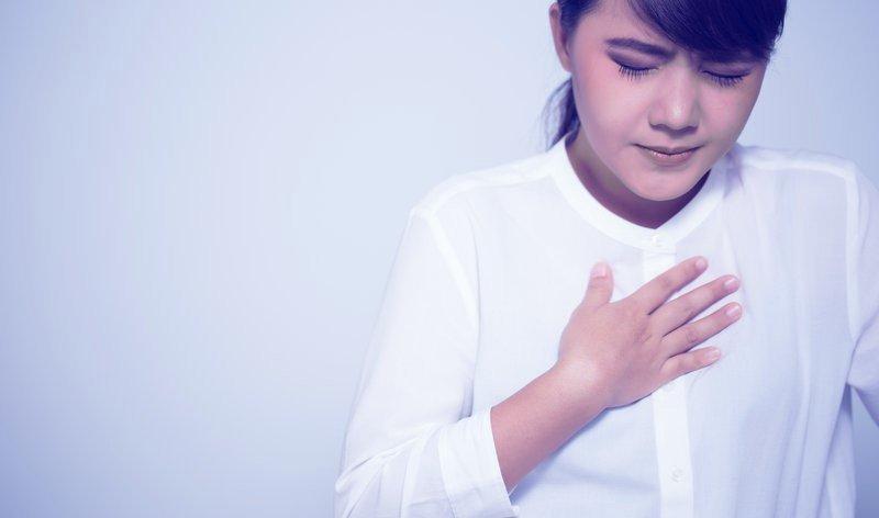 Người bệnh cần tìm hiểu được nguyên nhân tại sao trào ngược dạ dày lại gây khó thở?