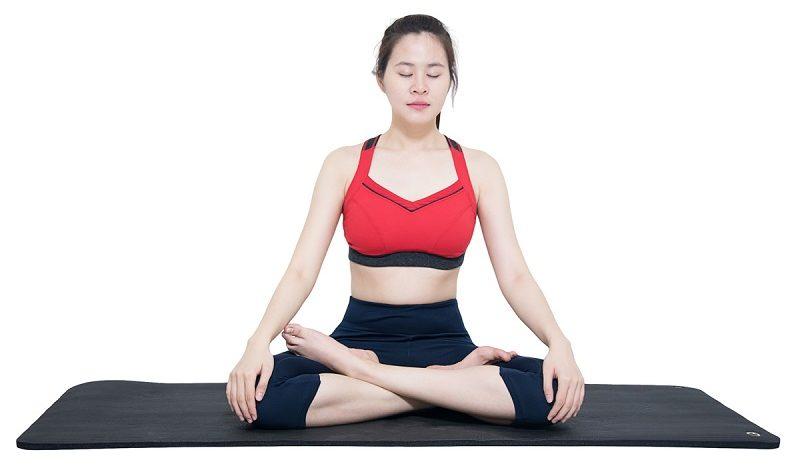 Người bệnh nên tập các bài tập nhẹ nhàng giúp phòng ngừa tình trạng khó thở
