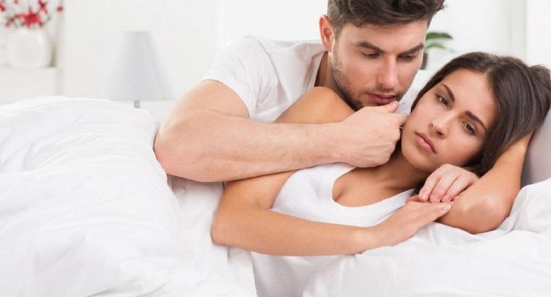 Tuy vậy bệnh lý này vẫn ảnh hưởng đến cuộc yêu của các cặp đôi