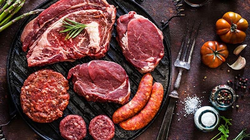 Người bệnh nên kiêng các loại thịt đỏ