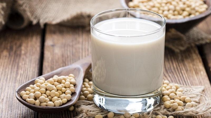 Sữa đậu nành rất tốt cho sức khỏe xương khớp