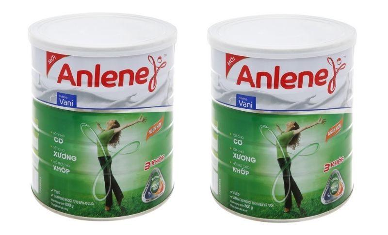 Sữa Anlene được các chuyên gia đánh giá rất cao vì cung cấp các thành phần dinh dưỡng tốt cho xương khớp