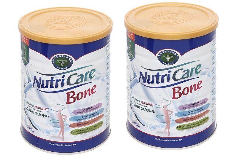 Sữa Nutricare Bone là thức uống dinh dưỡng có công dụng tăng cường sức khỏe cho xương khớp để vận động dễ dàng hơn