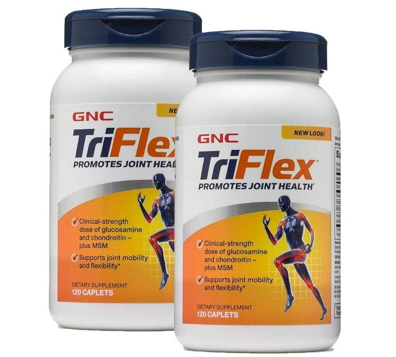 Thực phẩm chức năng chống loãng xương của Mỹ GNC Triflex Promotes Joint Health