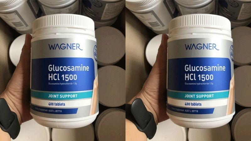 Wagner Glucosamine HCl 1500 Joint Support hiện đã được nhập khẩu vào nước ta