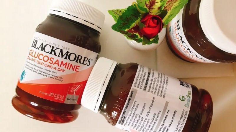 Blackmores Glucosamine được ưa chuộng trên toàn thế giới.