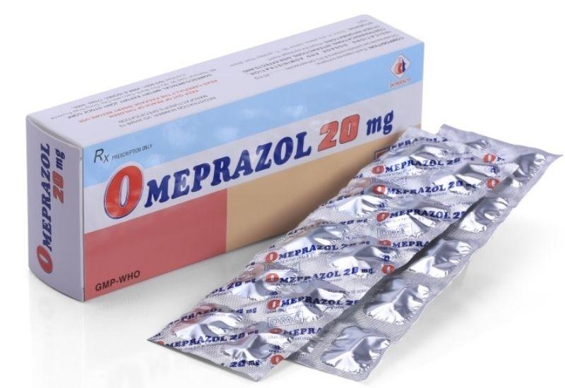 Omeprazol là thuốc chữa trào ngược dạ dày tốt nhất được các bác sĩ chỉ định trong quá trình điều trị cho nhiều bệnh nhân