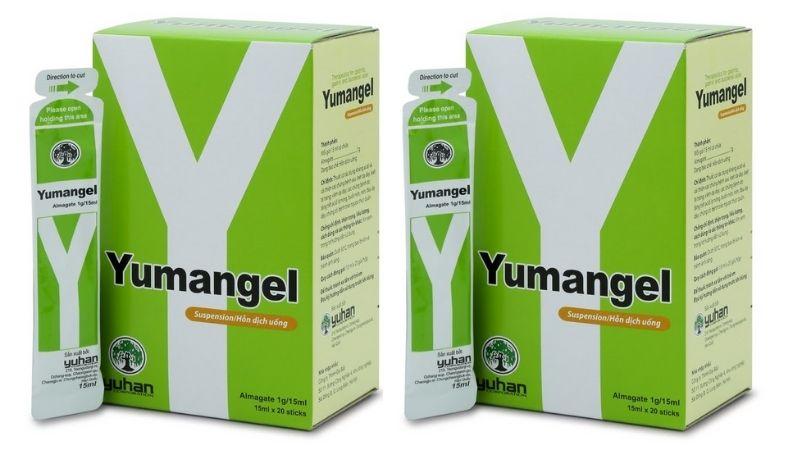 Yumangel (Thuốc dạ dày chữ Y) là thuốc chữa trào ngược dạ dày tốt nhất được nhiều người bệnh tin tưởng sử dụng