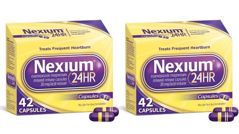 Viên uống Nexium 24HR là sản phẩm hỗ trợ điều trị bệnh viêm loét, trào ngược dạ dày được ưa chuộng trên thị trường hiện nay