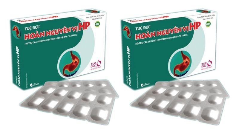Hoàn Nguyên Vị hỗ trợ điều trị bệnh trào ngược dạ dày thực quản hiệu quả, an toàn