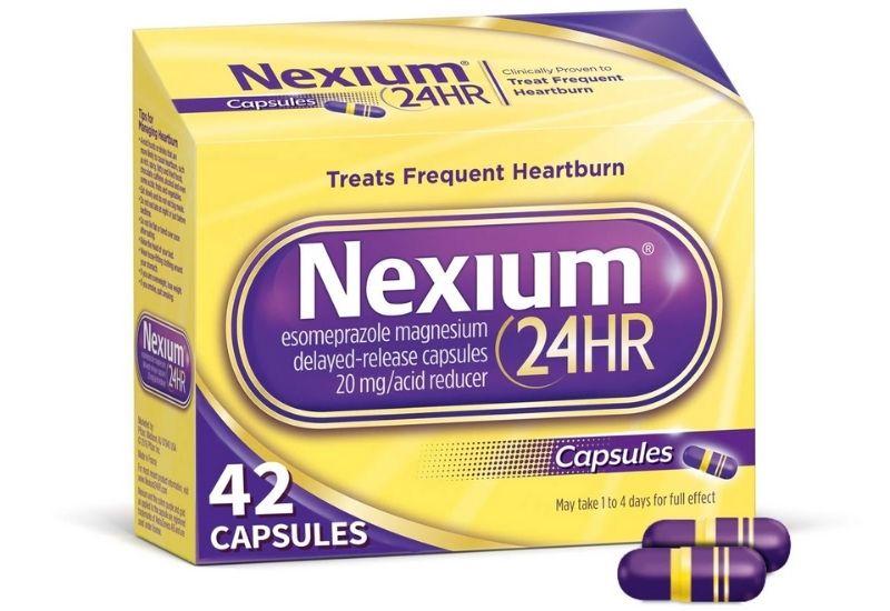 Viên uống Nexium 24Hr của Mỹ được các chuyên gia đánh giá rất cao về hiệu quả hỗ trợ bệnh dạ dày