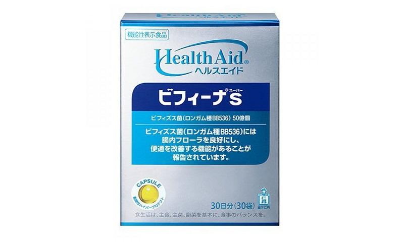 Men vi sinh Bifina S cũng là dòng sản phẩm men cao cấp của Nhật Bản tốt cho đại tràng