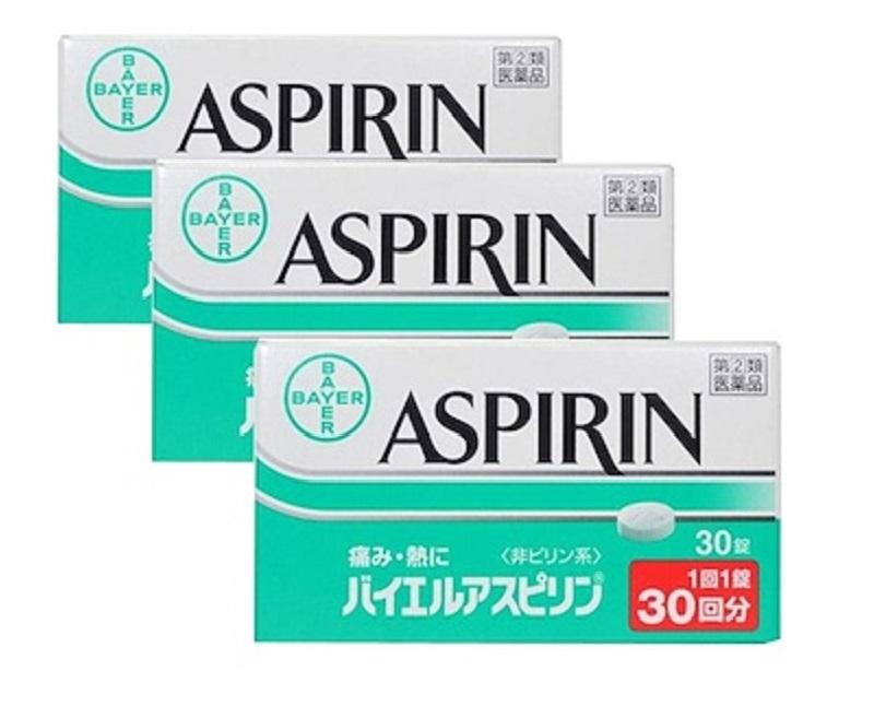 Chỉ 30 phút sau khi uống Aspirin, cơn đau đầu của bạn sẽ được đẩy lùi nhanh chóng