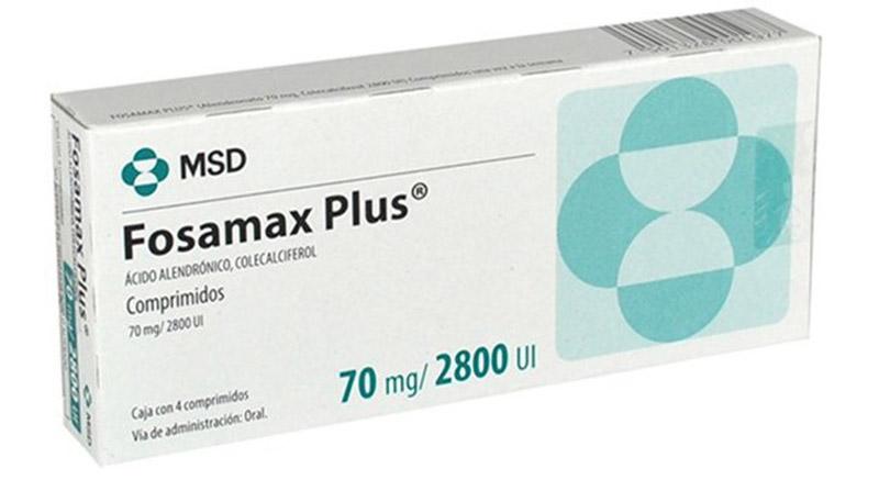Fosamax plus - Thuốc điều trị loãng xương tốt