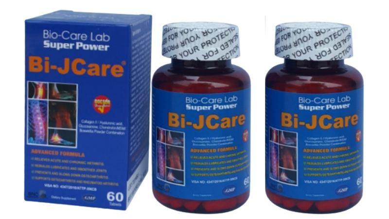 Thực phẩm chức năng Bi-Jcare
