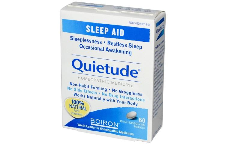 Boiron Quietude chống mất ngủ