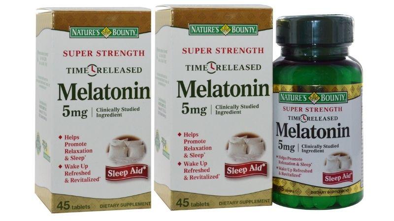 Super Strength Melatonin hỗ trợ cho giấc ngủ tốt hơn