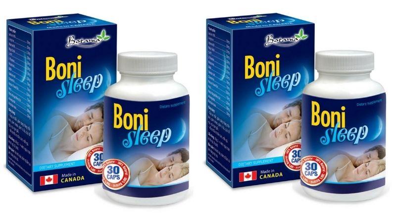 Bonisleep giảm mất ngủ tạm thời