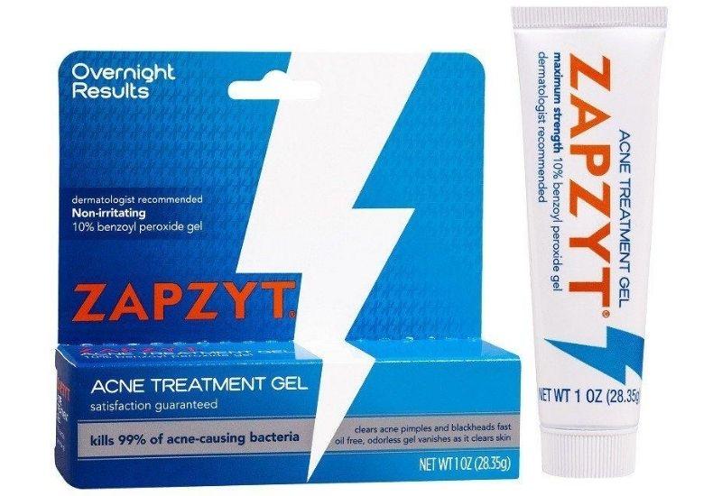 Sản phẩm hỗ trợ điều trị mụn sưng đỏ nhiều người dùng nhất hiện nay