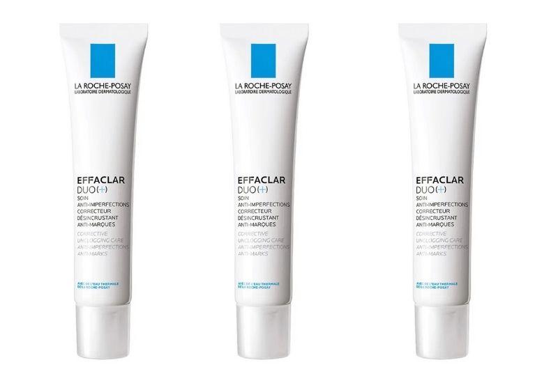 Sản phẩm La Roche Posay Effaclar Duo+ hỗ trợ trị mụn tốt