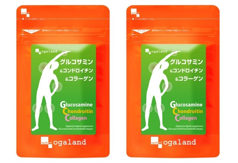 Viên uống Ogaland Glucosamine hỗ trợ xương khớp