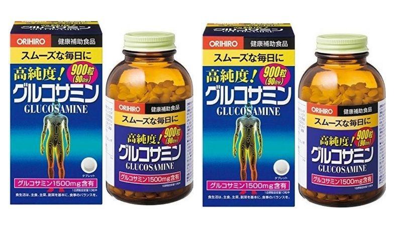 Thực phẩm chức năng Glucosamine Orihiro 1500mg