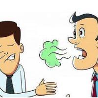 trào ngược dạ dày gây viêm họng hôi miệng