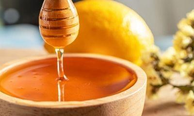 trị mụn ẩn bằng mật ong