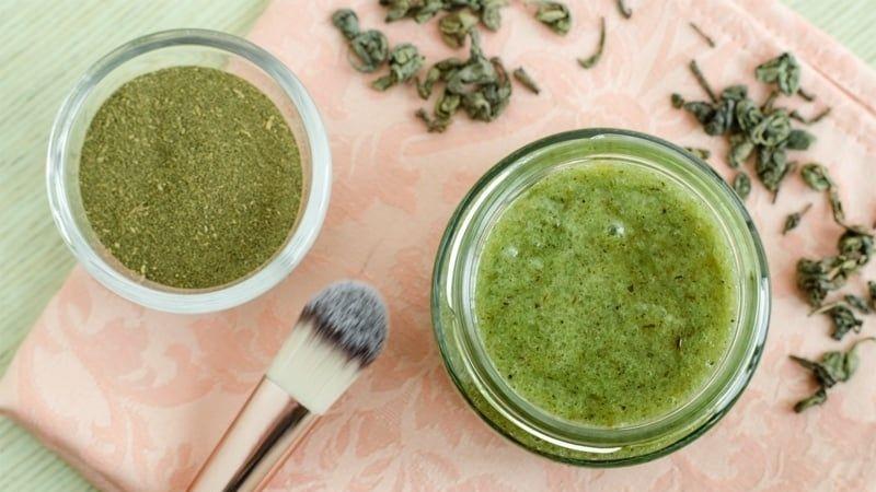 Bạn có thể trộn trà xanh với nước cốt chanh