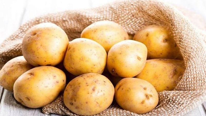 Khoai tây giúp xóa mụn thâm và dưỡng trắng da