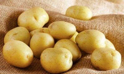 trị mụn thâm bằng khoai tây