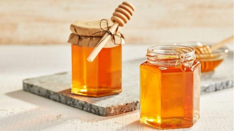 Mật ong nguyên chất sử dụng dễ dàng và nhanh chóng