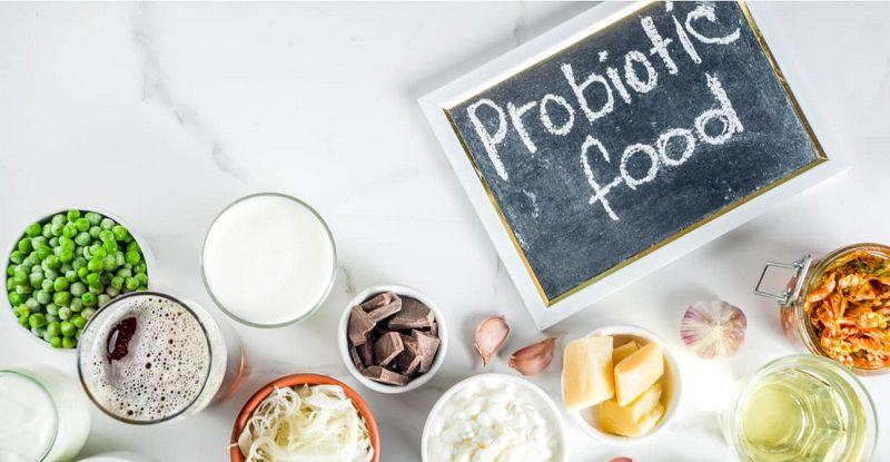 Nhóm thực phẩm chứa Probiotic