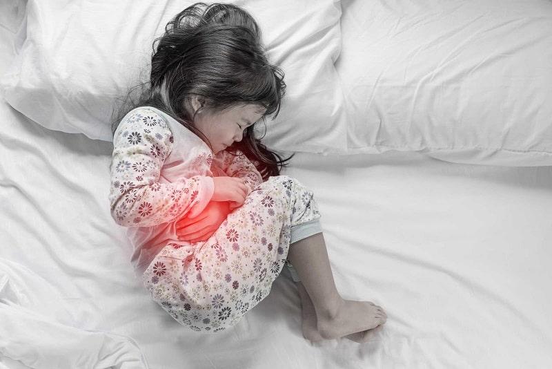 Viêm loét dạ dày ở trẻ em hiện nay đang có xu hướng tăng cao