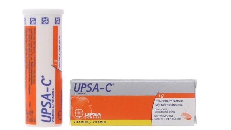 USPA-C là một trong những giải pháp cho việc thiếu hụt vitamin C