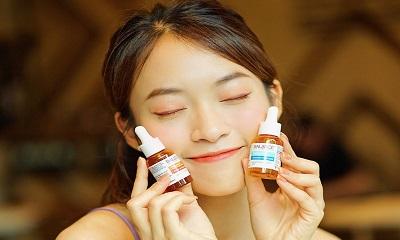 Vitamin C trị thâm da rất hiệu quả