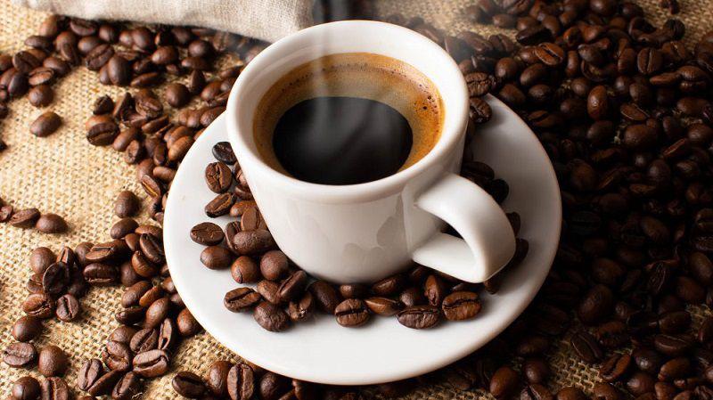 Cà phê khiến da xỉn màu, thiếu sức sống