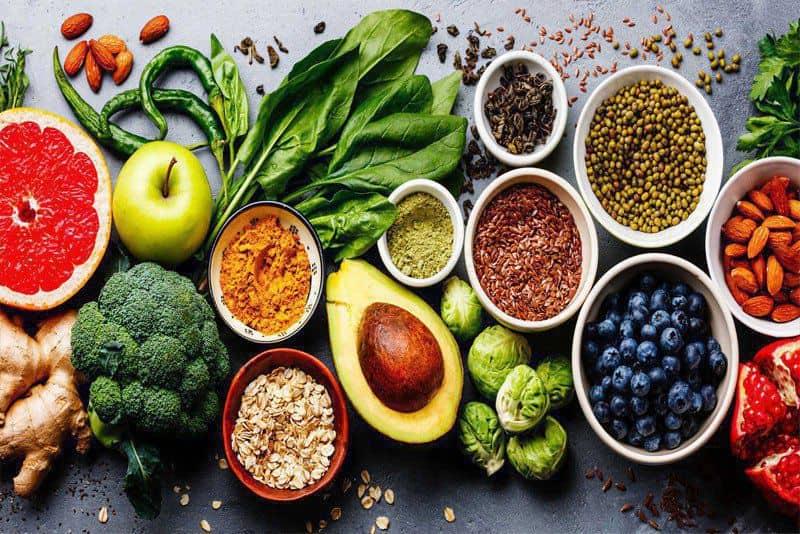Ăn nhiều chất xơ để giảm cân