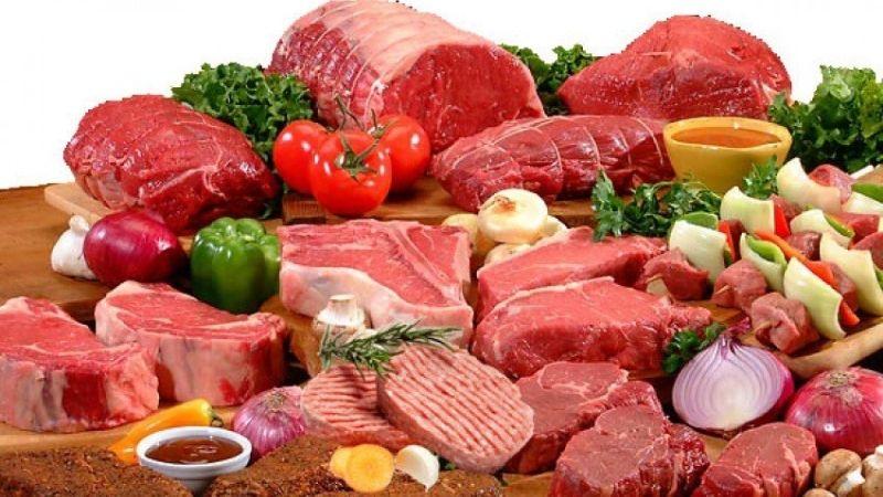 Đang giảm cân không nên ăn thịt đỏ