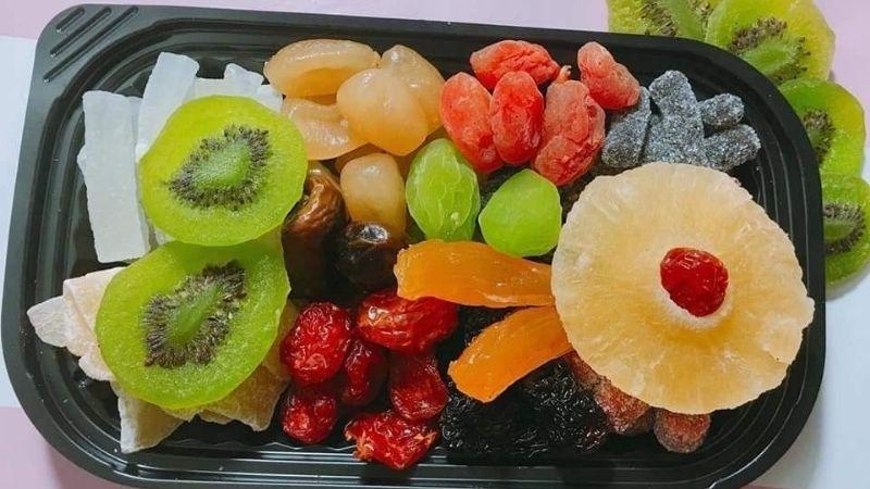 Giảm cân không nên ăn gì? Mứt trái cây