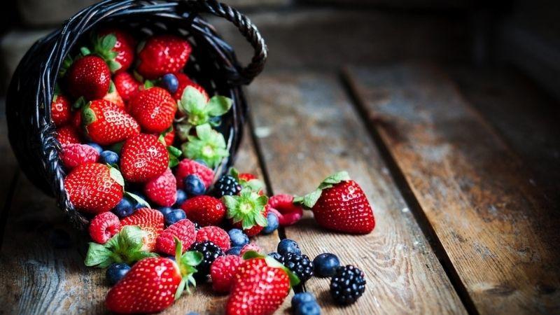 Bổ sung thêm nhiều quả mọng nước