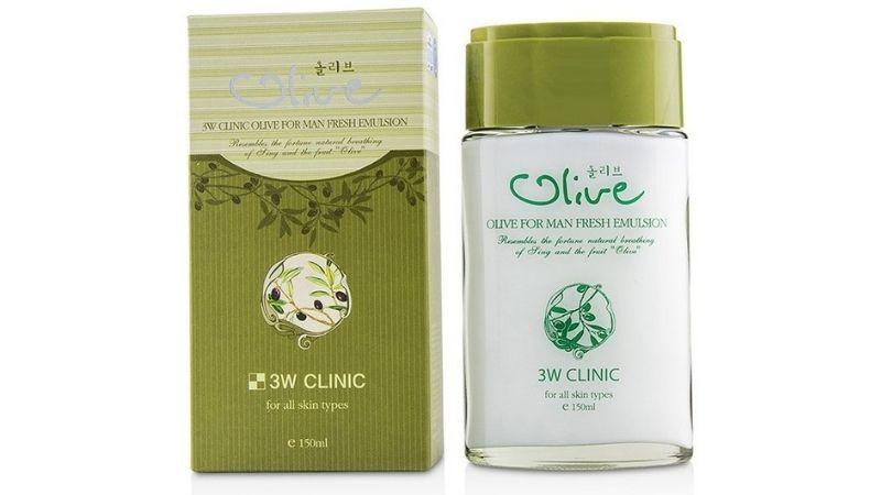 Olive 3W Clinic Olive For Men được đánh giá có khả năng dưỡng trắng tốt
