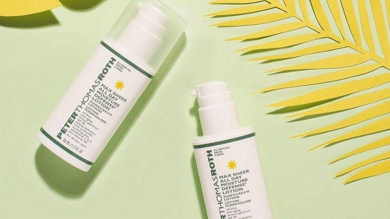 Kem trắng da cho nam Peter Thomas Roth-All Day Moisture Defense Cream