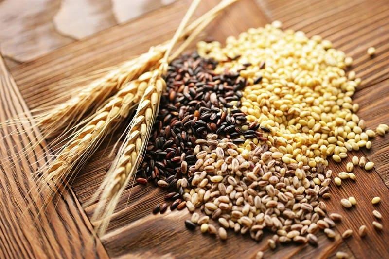 Ngũ cốc tăng cường canxi cho người bị loãng xương