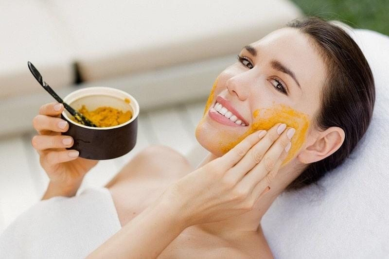 Mặt nạ sữa chua nghệ mang đến hiệu quả dưỡng trắng, trị thâm da hiệu quả