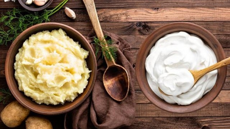 Khoai tây là nguyên liệu được sử dụng làm mặt nạ trị mụn trắng da phổ biến