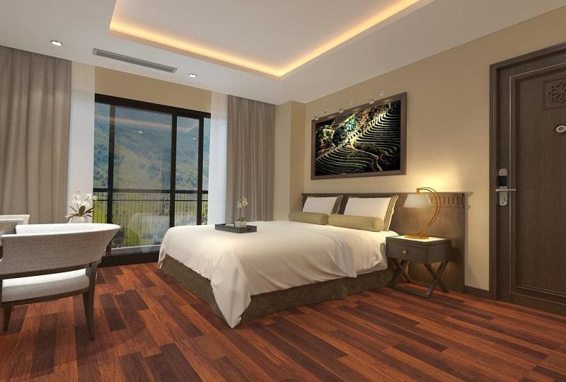 Cần cải thiện chất lượng phòng ngủ để tránh bị mất ngủ